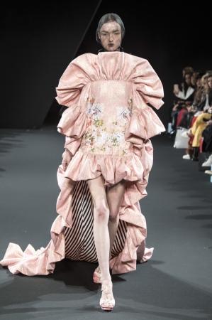 Yumi Katsura ss 2019 couture collection
