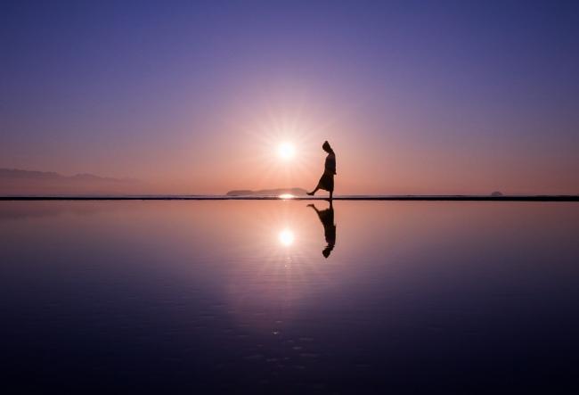 日本のウユニ塩湖 まつしょー0801作