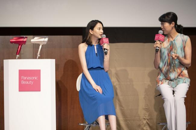 河北さんと田村さんトークセッション