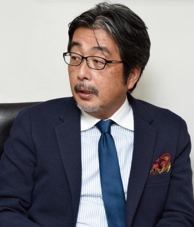 山本浩司氏