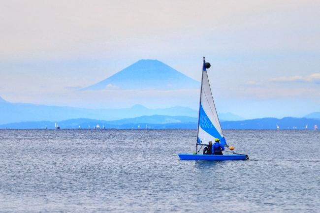 日本ヨット発祥の地 葉山町