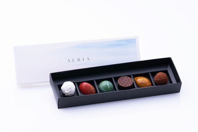 クリスマスチョコレートボックス