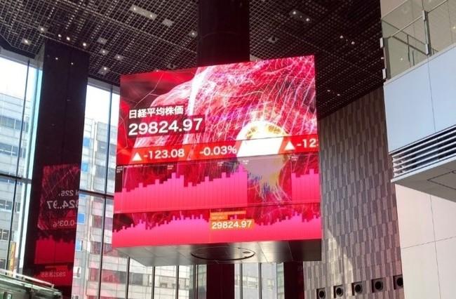 株価情報コンテンツ(日経平均)