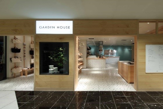 GARDEN HOUSE(新宿)