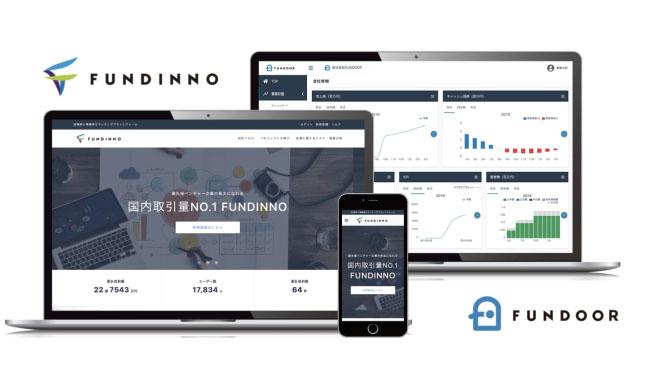 投資家と事業者のマッチングプラットフォーム「FUNDINNO」