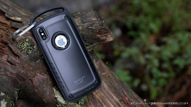 GRAVITY Shock Resist Case Pro. ※こちらのイメージ画像はiPhoneX用となります