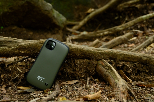 GRAVITY Shock Resist Case (ROOT CO.×iFace Model)