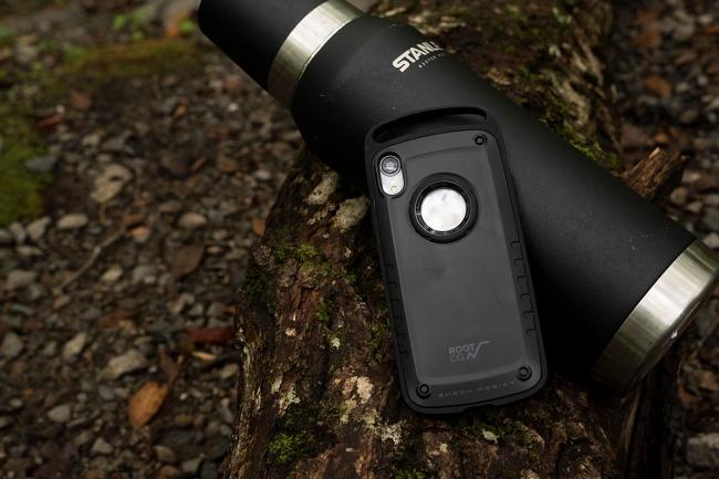 GRAVITY Shock Resist Case Pro. ※こちらのイメージ画像はiPhoneXS用となります