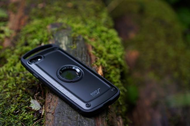 [iPhone SE(第2世代)専用]ROOT CO. Gravity Shock Resist Case Pro.
