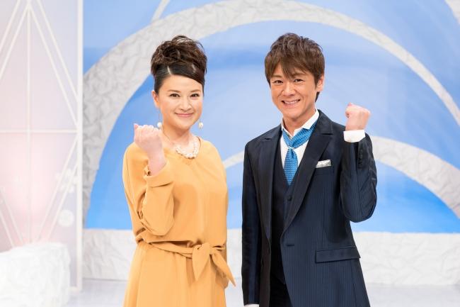 MC島崎和歌子さん、  北山たけしさん