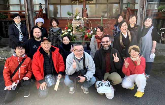 30代、40代など次世代の受入家庭のリクルーティングが高齢の進む日本の農泊にとっては急務
