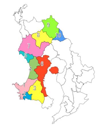 鹿児島の農泊受け入れにおける当社対応地域
