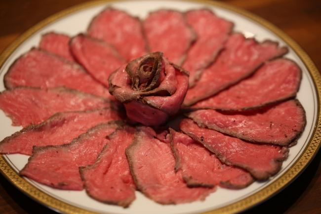 肉薔薇ローストビーフ