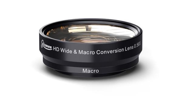 HD Wide & Marco Conversion Lens 0.56X