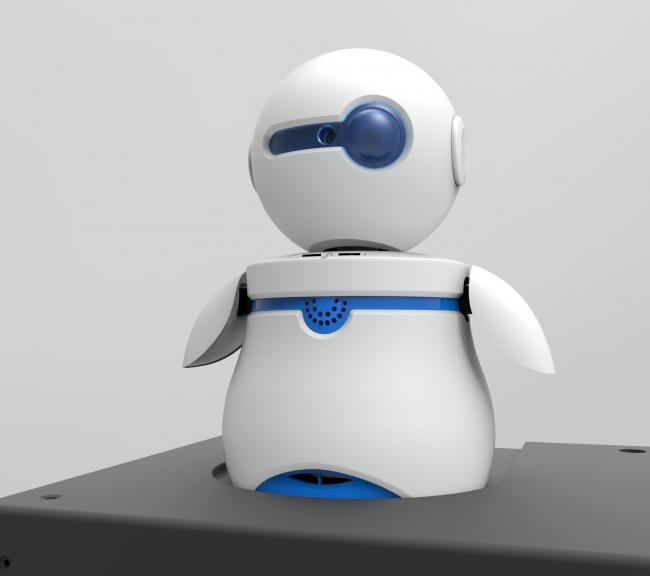 ロボットスーツ「PUL Galaxy」は全銀河共通でモテるフォルム。