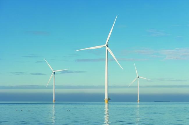 洋上風力発電所