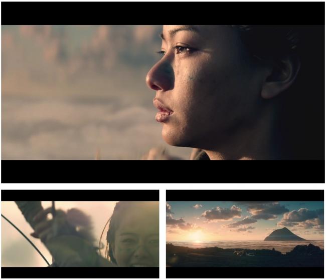 Horizon Zero Dawn」発売記念!特別映像公開のお知らせ> ゲームの世界 ...
