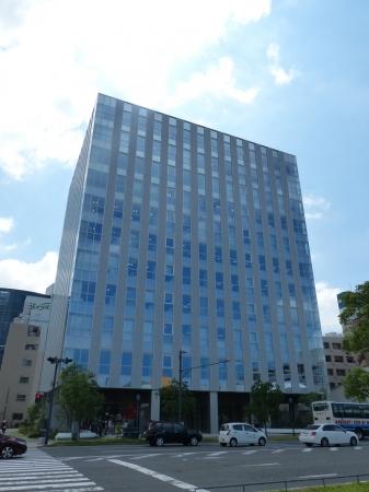 長崎BPOセンター(長崎BizPORT)の外観