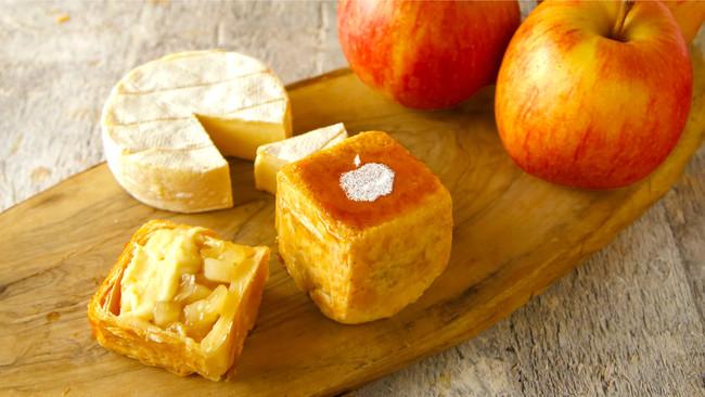 チーズ&カスタード 270円