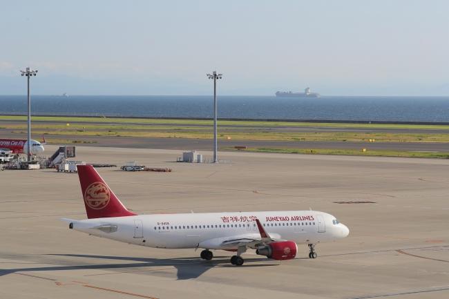 吉祥航空のセントレア路線は上海・アモイ・南京の3路線となる