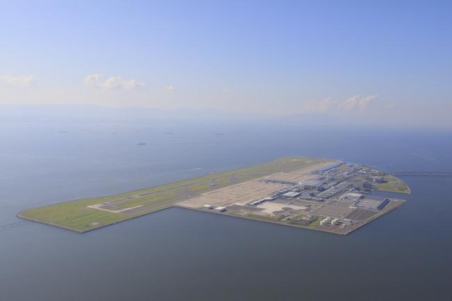 2月の運用実績を発表した中部国際空港