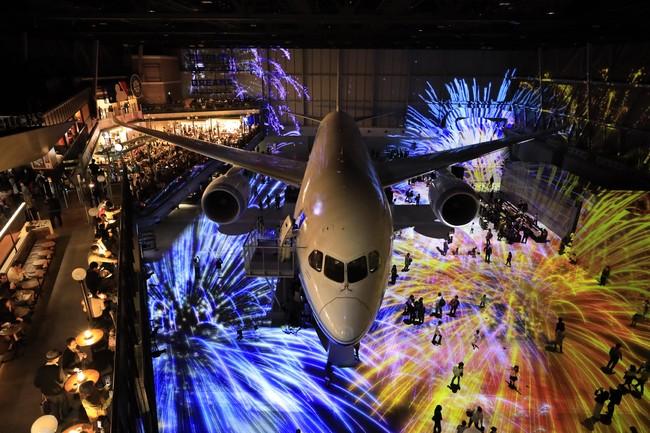 中部国際空港内にある遊べる飛行機テーマパーク「FLIGHT OF DREAMS」