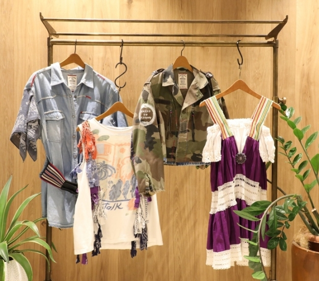 Remake Vintage Clothing ¥10,000~¥32,000+tax
