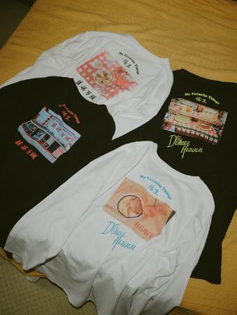 My Favorite ThingsロングTシャツ¥9,900
