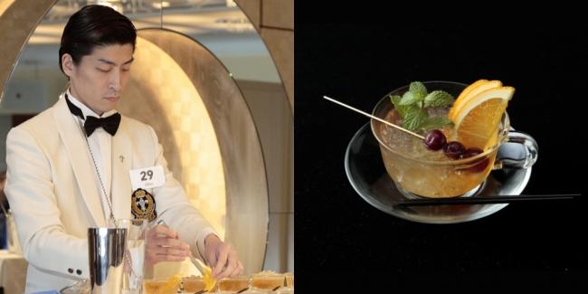 ■作者:馬場淳也 氏(Restaurant&Bar Clobhair-ceann クルベル キャン<神奈川県>)/ ■作品名:Royal Experience