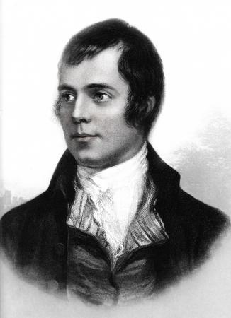 「ハギスに捧げる詩」の作者  ロバート・バーンズ