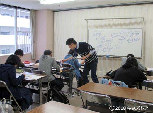 タダゼミ仙台での授業風景