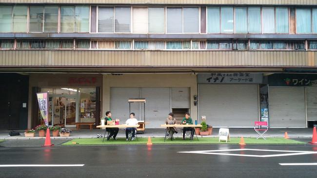 Park(ing)Day2018沼津