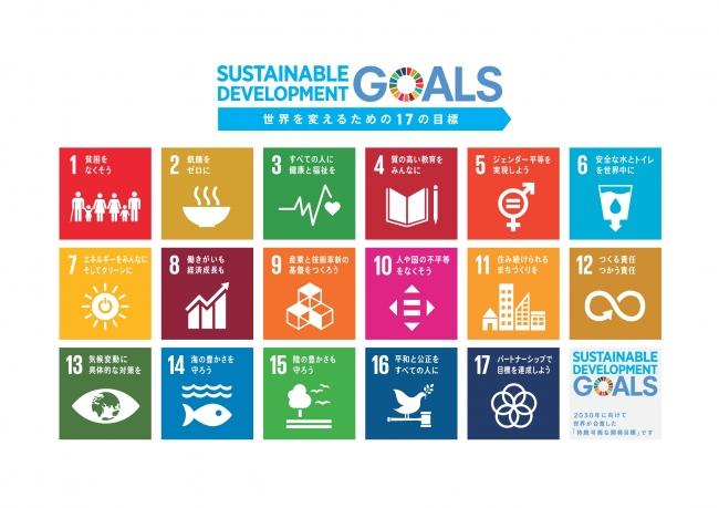 SDGs 17 のターゲット