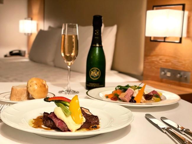 グランドプリンスホテル新高輪 Dine&Stay