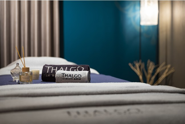 「Cleanse Room by Thalgo」内観