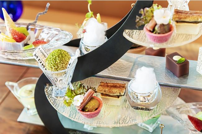 Japanese Afternoon Tea~百花~イメージ (ザ・プリンスギャラリー 東京紀尾井町)