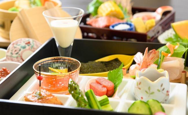 朝食(日本料理)