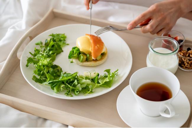 Dremy Staycation~green & relax~ 朝食イメージ ザ・プリンスギャラリー 東京紀尾井町