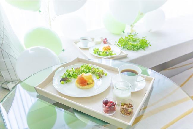 朝食イメージ ザ・プリンスギャラリー 東京紀尾井町