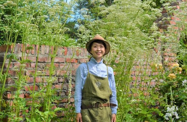 上野ファーム代表 上野 砂由紀さん