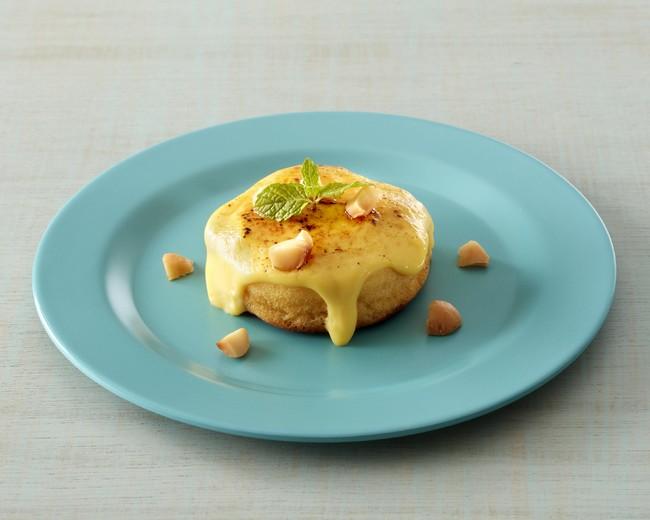 リリコイブリュレパンケーキ