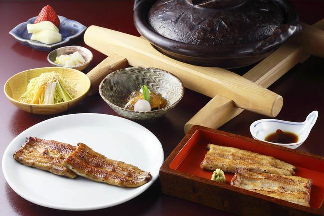 鰻料理 イメージ