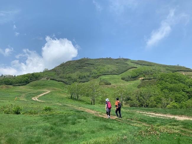 筍山トレッキング