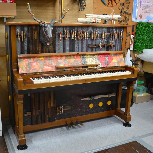 1964年に製造されたピアノ「DIAPASON」
