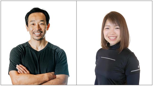 左:友岡 和彦氏 右:今井 愛実氏