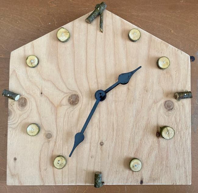 Moriの時計