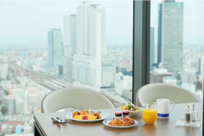 31階 レストラン「Sky Dining 天空」和洋ブッフェ