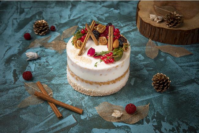 Winter Wonderland Vegan Cake イメージ (ザ・プリンスギャラリー 東京紀尾井町)