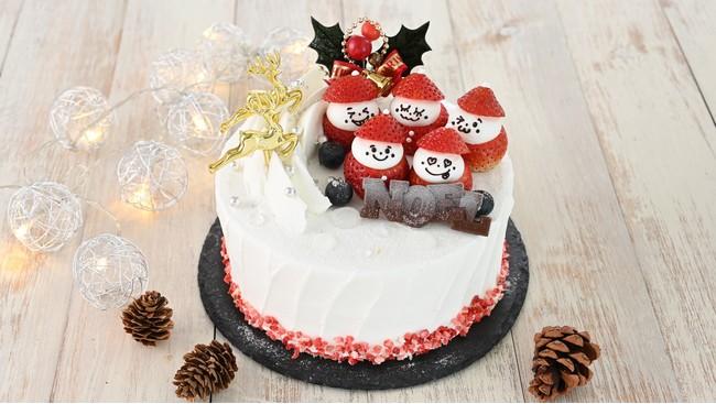 「クリスマスショートケーキ」(イメージ)