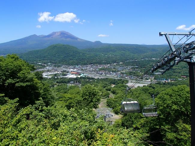 軽井沢プリンスホテルスキー場 観光リフト イメージ
